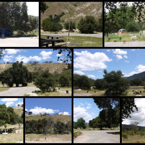 Sage Hill Campground