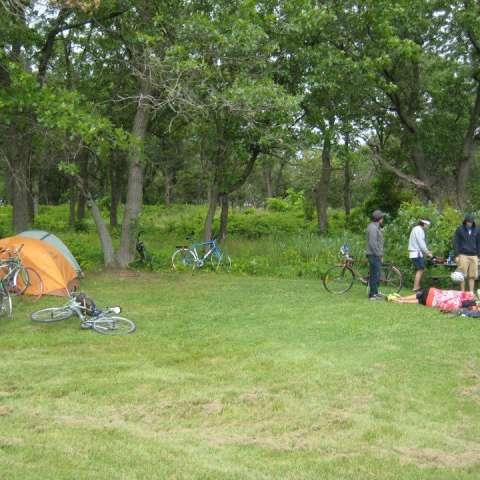 Illinois Beach Campground
