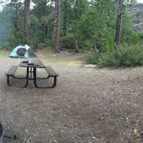 Airport Flat Campground