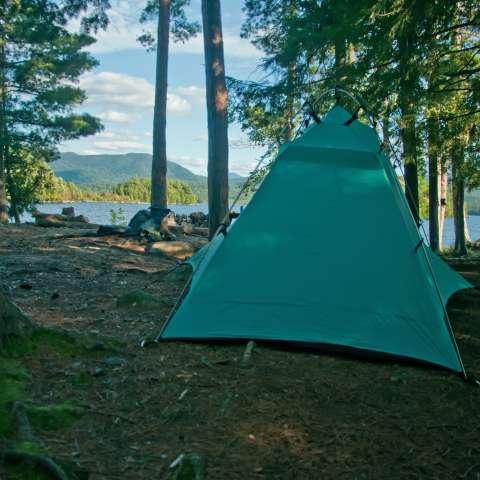 Saranac Lake Islands Campground