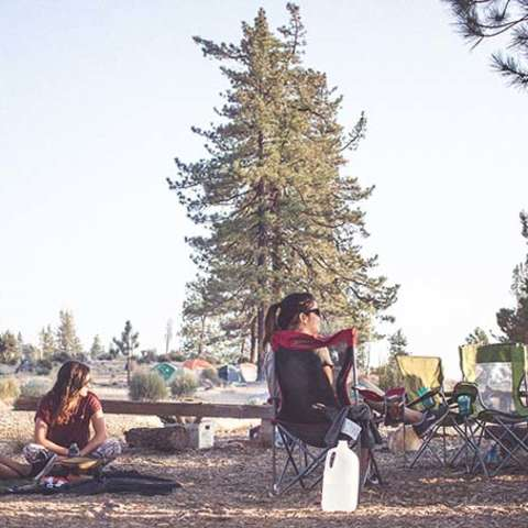 Meadow Group Campground