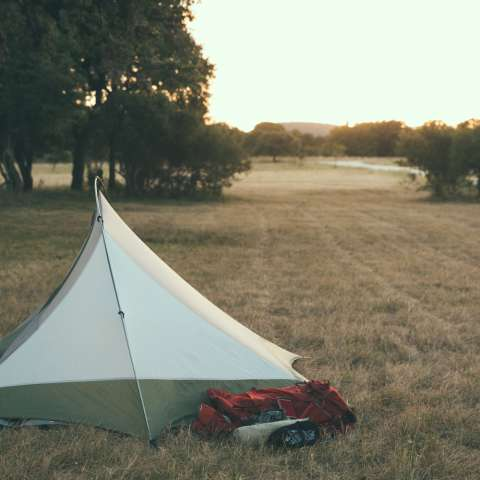 Four Sisters Ranch Camping