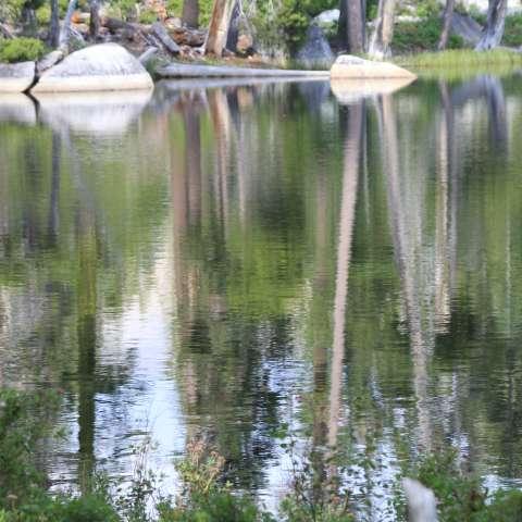 Wrights Lake Campground