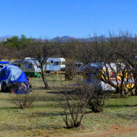 LA SIESTA RV Dry Camping
