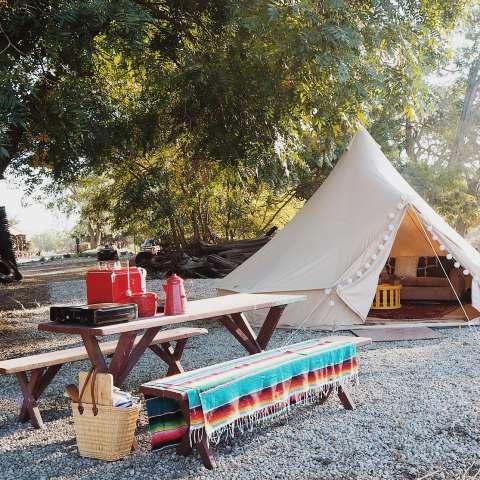 Whiskey Ranch - Camp Pauli