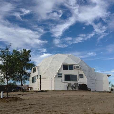 "Zen Dome ""Sheltering Sky"" Tent"
