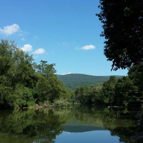 Cacapon River Mountainside Camp
