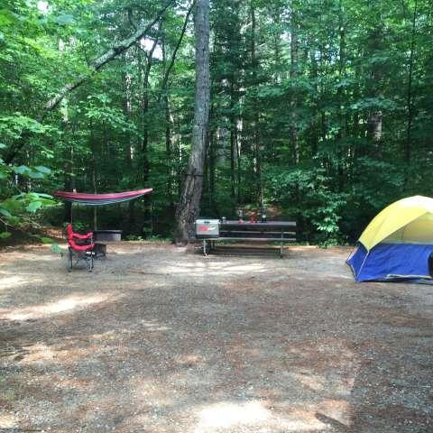 Passaconaway Campground