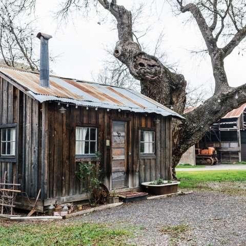 Historic Hetch Hetchy Cabin