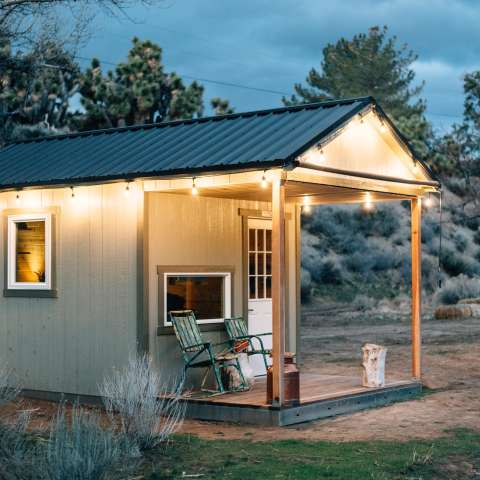 The 20 best campgrounds near los angeles california for Snow cabins near los angeles