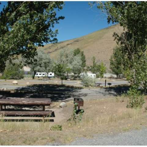 Little Deer Creek campground