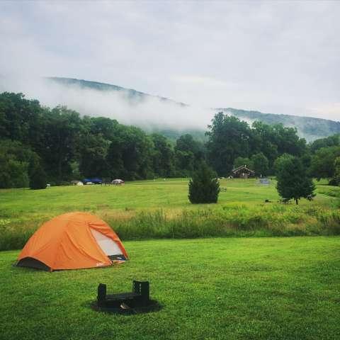 Worthington Campground
