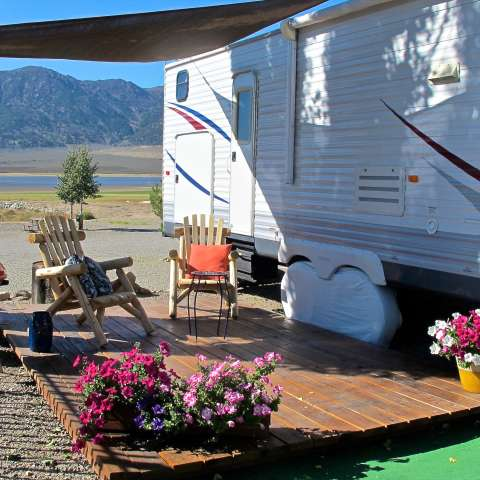 Lakeview Spacious Camper