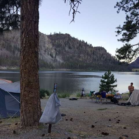 Alta Lake Campground