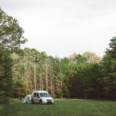 Sandy Ridge Camping
