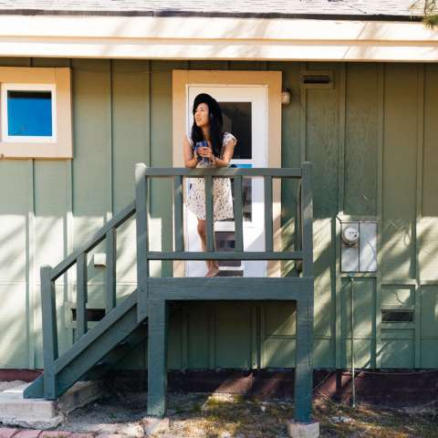 Bon Los Padres Cozy Cabin