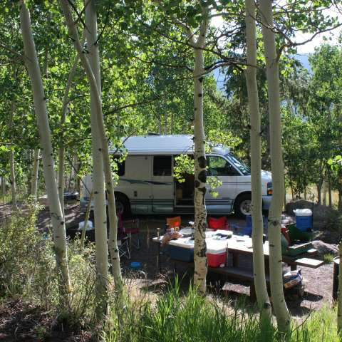 Bowery Creek - Rec Site Campground