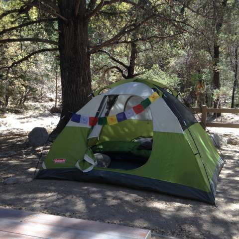 Bonita Canyon Campground