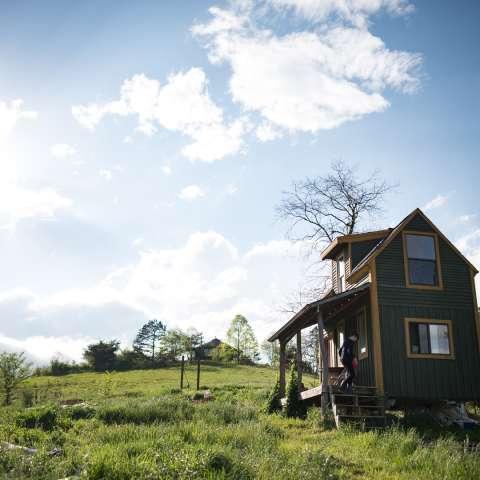 Hilltop Cabin at Raven Ridge