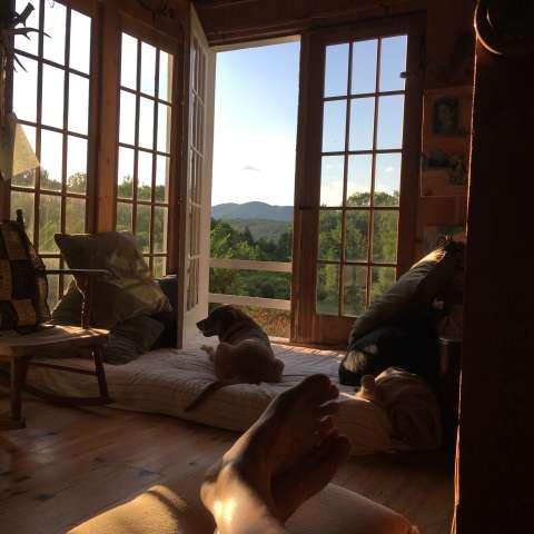 Monadnock Hills Cabin