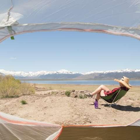 Extra Special Peninsula Camping