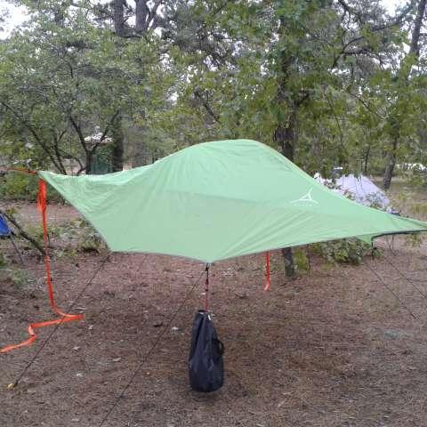 Hawkins Bridge Camping Area