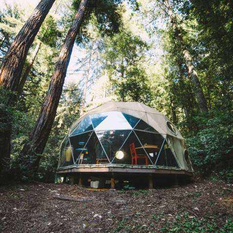 Camp Cruz Glamping Retreat
