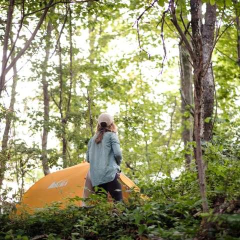 Sky camping For RVers Near Avl