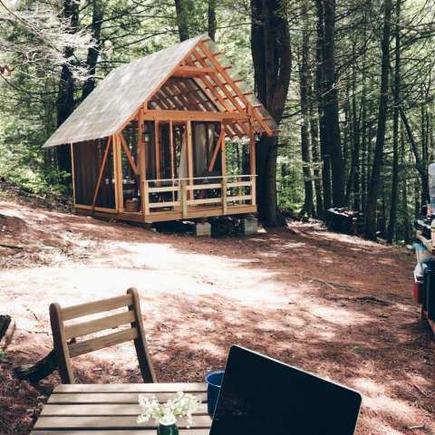 Tanglebloom Sleeping Cabin