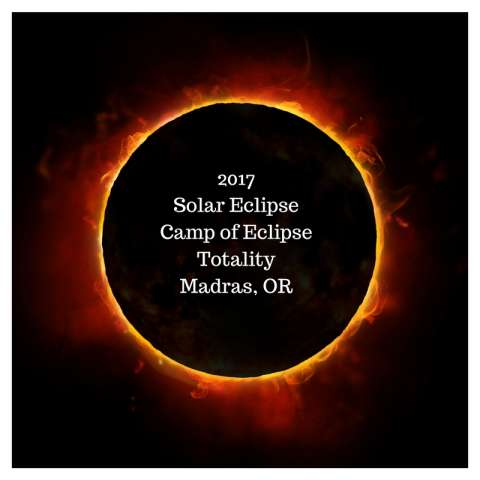 Solar Eclipse Camp Tent Tickets