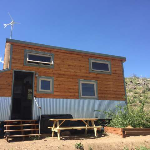 Blue Moon Tiny House