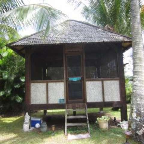 Bali Hut Jungalow