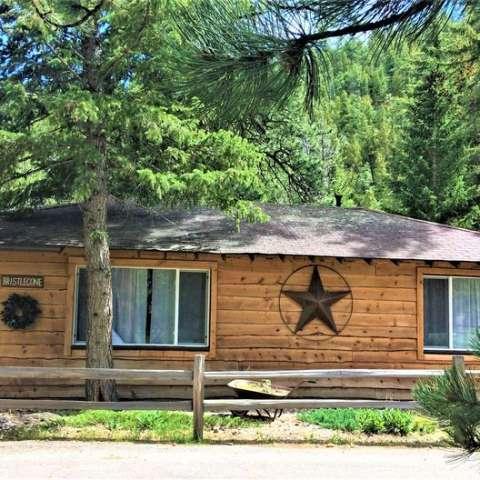 Riverfront Bristlecone Cabin