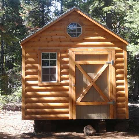Camp Dev ilstirrup cabin unit