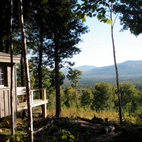 Amazing Views, Off-grid Cabin