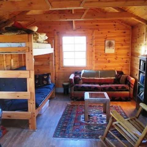 Cozy Cabin on RACAR Acres
