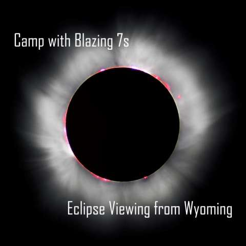 Camp with Blazing 7s Ranch