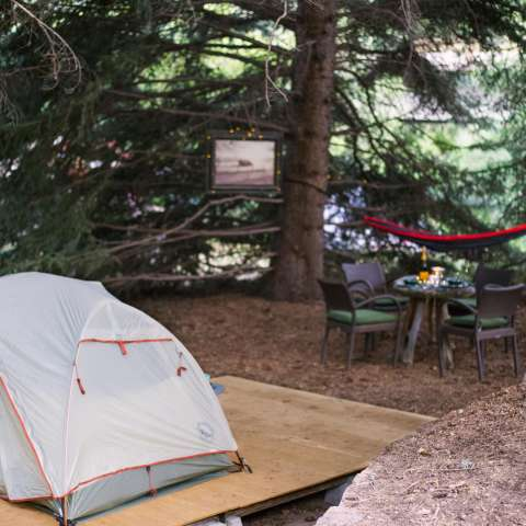 Aspen Private Camping & Fishing