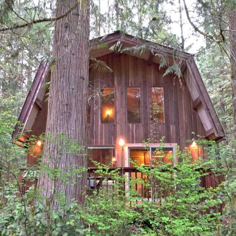 Mt. Baker Lodging – Cabin #8