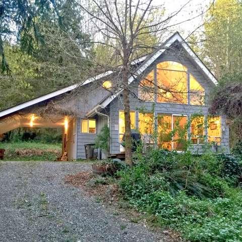 Mt. Baker Lodging – Cabin #39