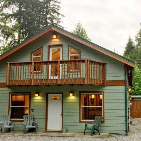 Mt. Baker Lodging – Cabin #59