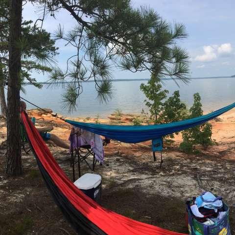 North Bend Park Campground