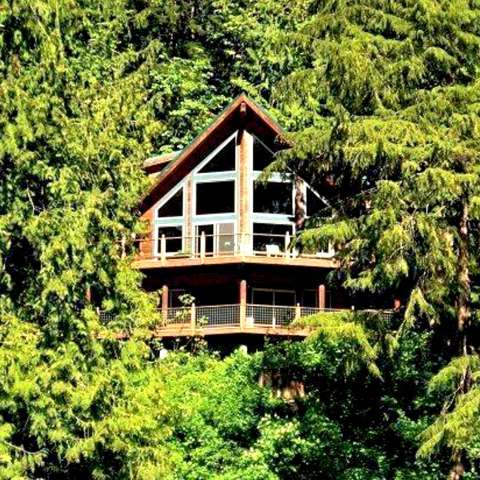 Mt. Baker Lodging – Cabin #7