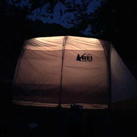 Ortega Flats Campground