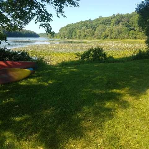 Pond Site