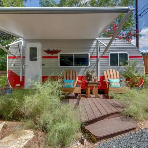 Austin South Congress Glamping