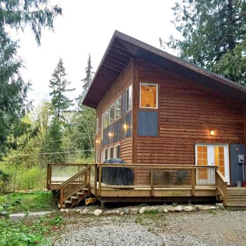 Mt. Baker Lodging – Cabin #58