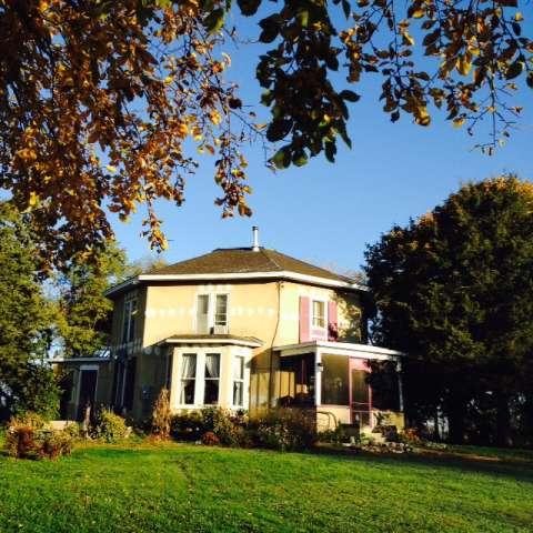 1884 Octagon Farmhouse