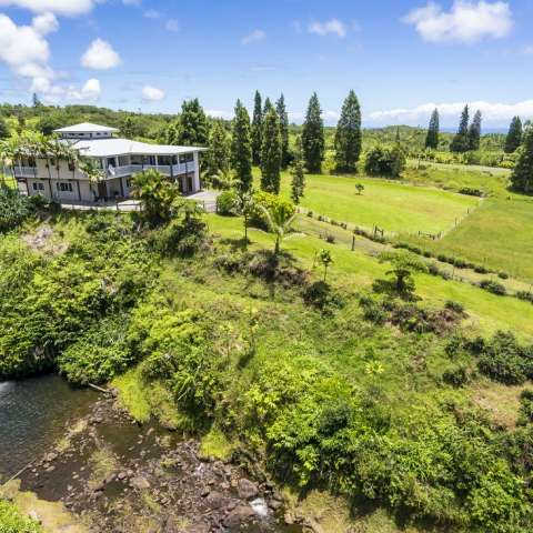 Mauna Kea Cloudforest Retreat