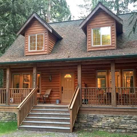 Mt. Baker Lodging – Cabin #89